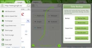 Dolphin Browser app imprescindible para Android
