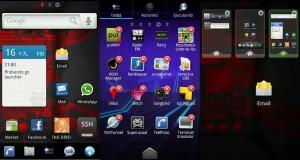 Go Laucher Ex, launcher ligero para Android