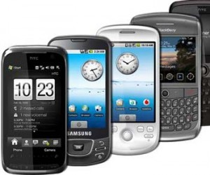 Fiebre de smartphones