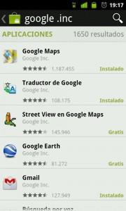 Android Market, mercado de aplicaciones
