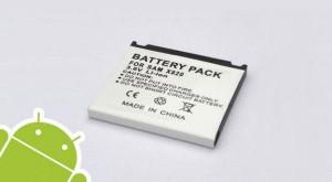 Duración de la batería en Android