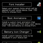 Rom TOolBox Interface