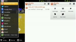 Ubuntu One para ANdroid