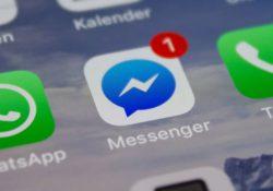 Ocultar hora de conexión en facebook messenger app