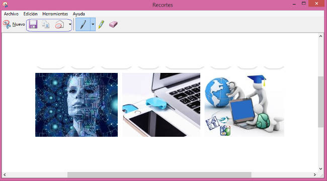 Como hacer capturas de pantalla en windows