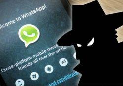 Como protegerse de espias de whatsapp