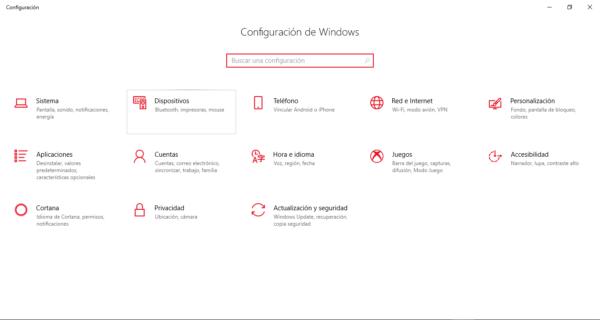 Activar Bluetooth en Windows 10 para conectar mando de PS4.