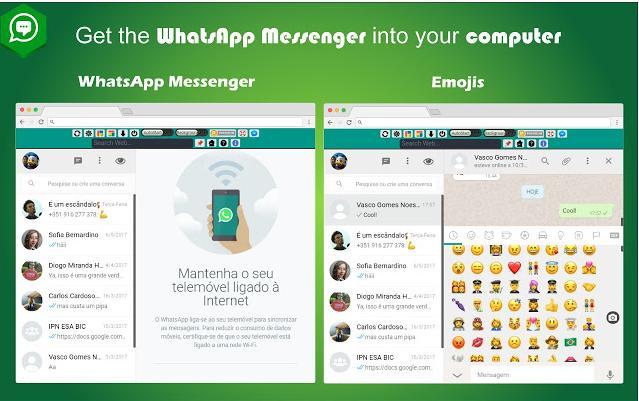 Green Messenger