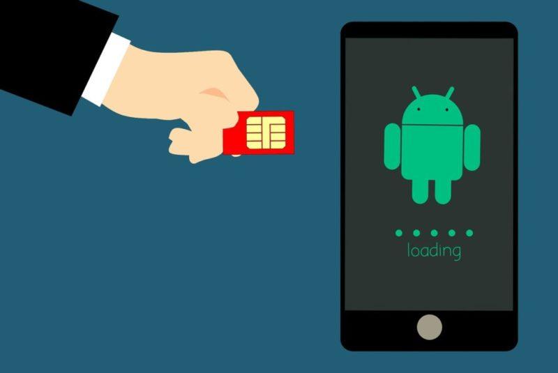 Utilizar una tarjeta SIM para saber si el teléfono está liberado.