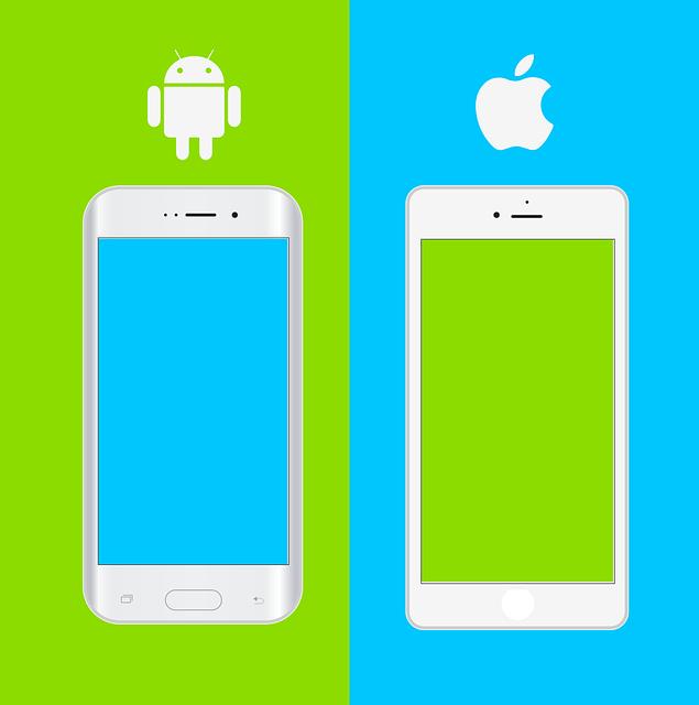Como cambiar de iPhone a Android
