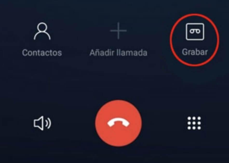 grabar llamadas legalmente android